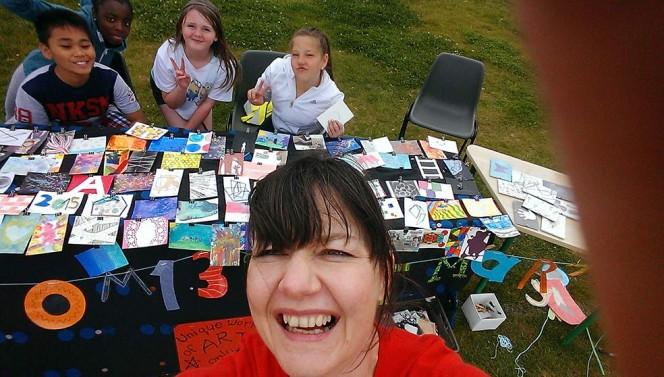 Outdoor Fundraising